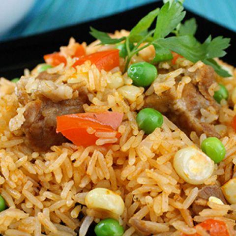 arroz-con-cerdo
