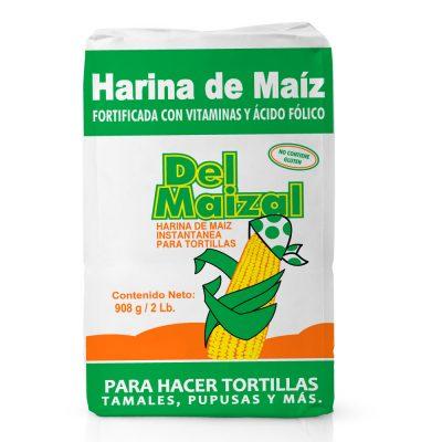 Harina de MAÍZ Del Maizal