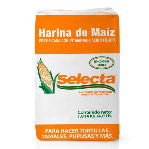 Harina de MAÍZ Selecta