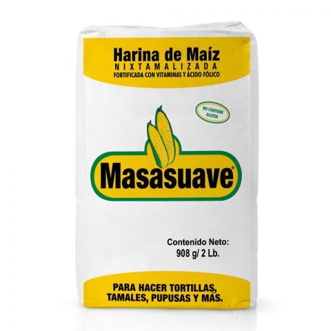 Harina de MAÍZ Masasuave